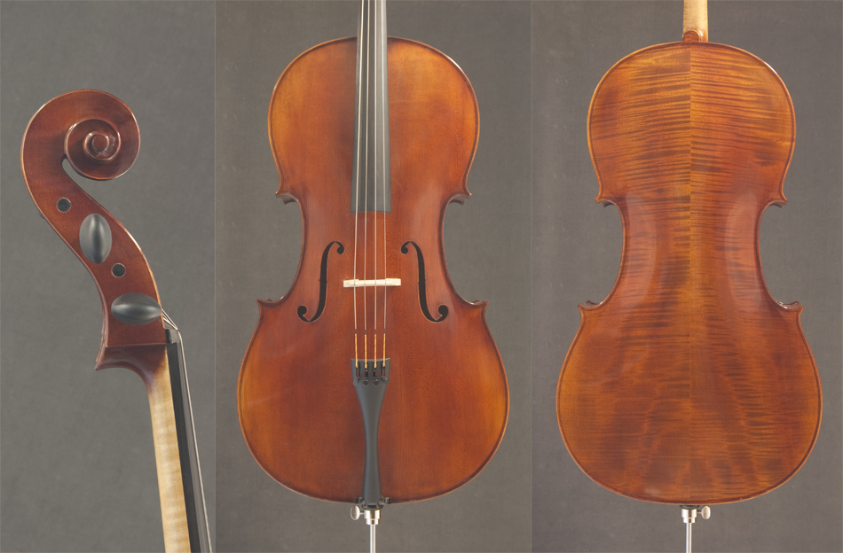 "Cello Alois Sandner ""8221-SP"" 302768"