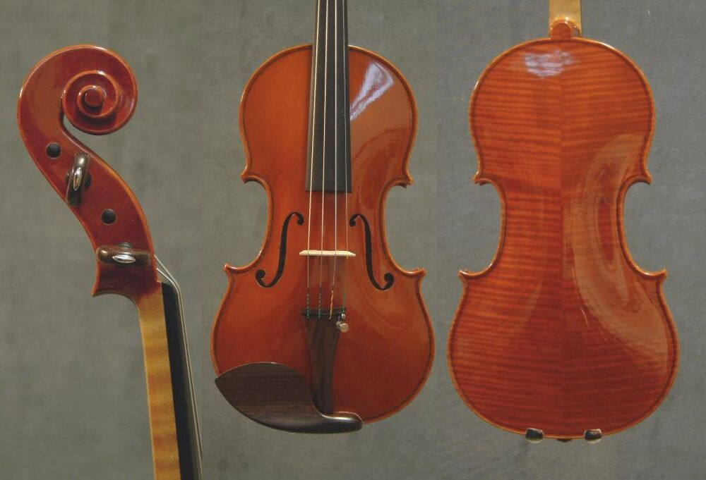 Violin Angelo Sperzaga