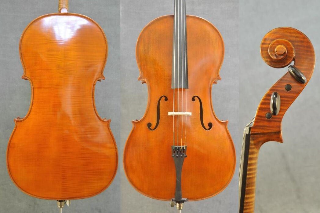 "Cello 3/4 Alois Sandner ""Alosa"""