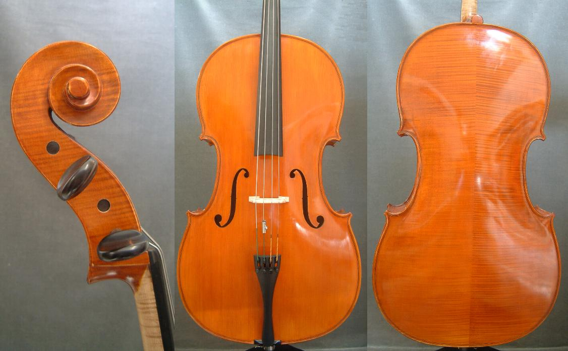 "Cello Alois Sandner ""Alosa"" 302801"