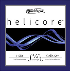 Helicore A Cellosträng
