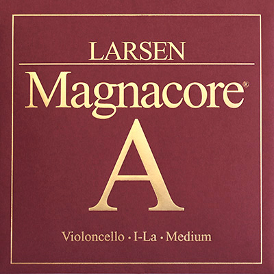 Larsen Magnacore medium A Cellosträng