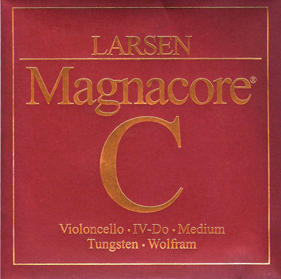 Larsen Magnacore medium C Cellosträng