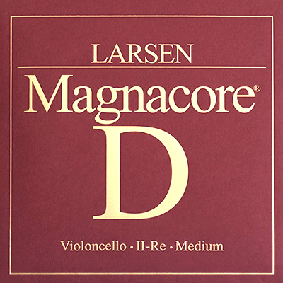 Larsen Magnacore medium D Cellosträng