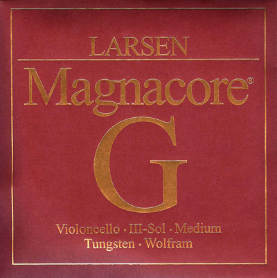 Larsen Magnacore medium G Cellosträng