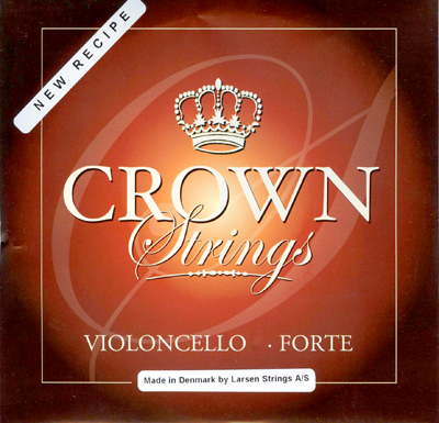 Crown forte A Cellosträng