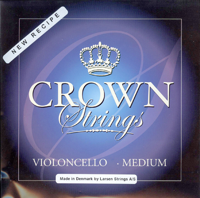 Crown medium A Cellosträng