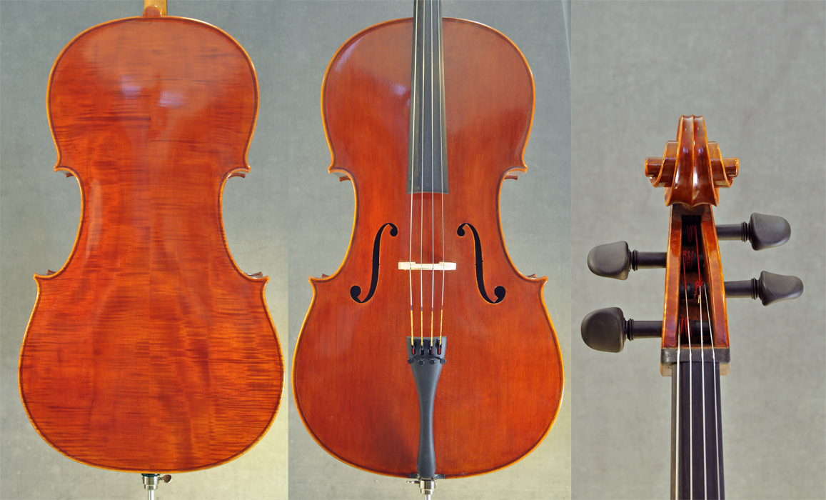 Cello Jay Haide Modern 302772