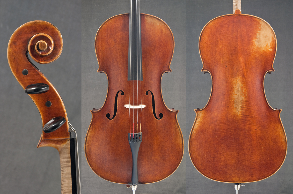 Cello Jay Haide Antique 322827