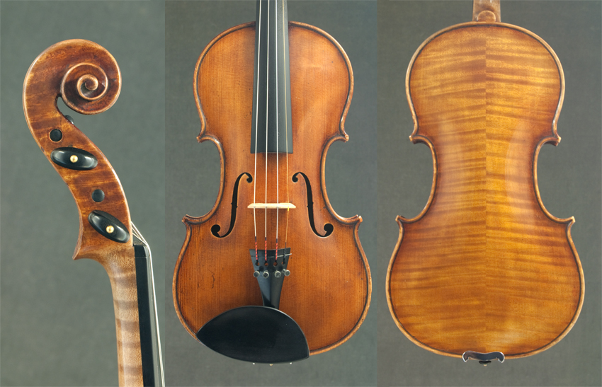 Violin Paul Bailly Kom211