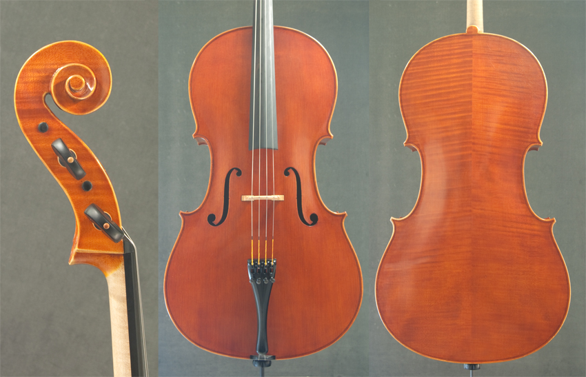 Cello Angelo Sperzaga
