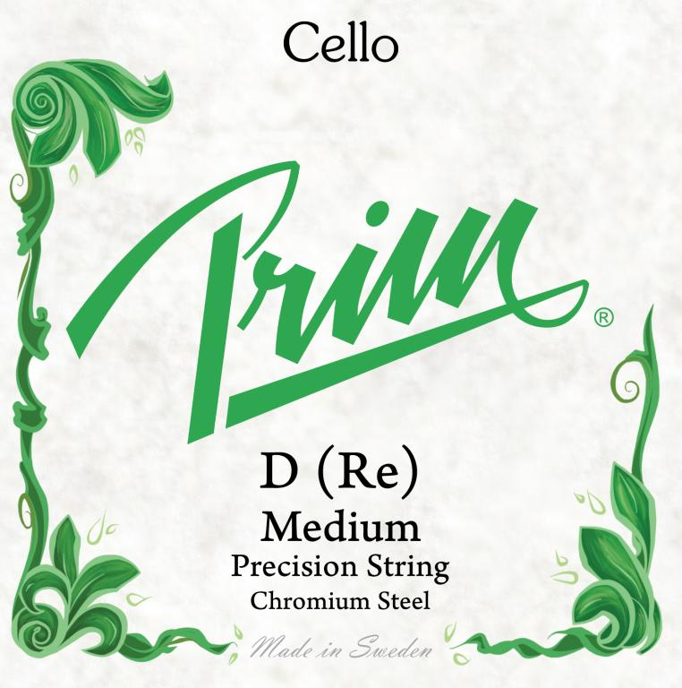 Prim medium D 4/4 Cellosträng