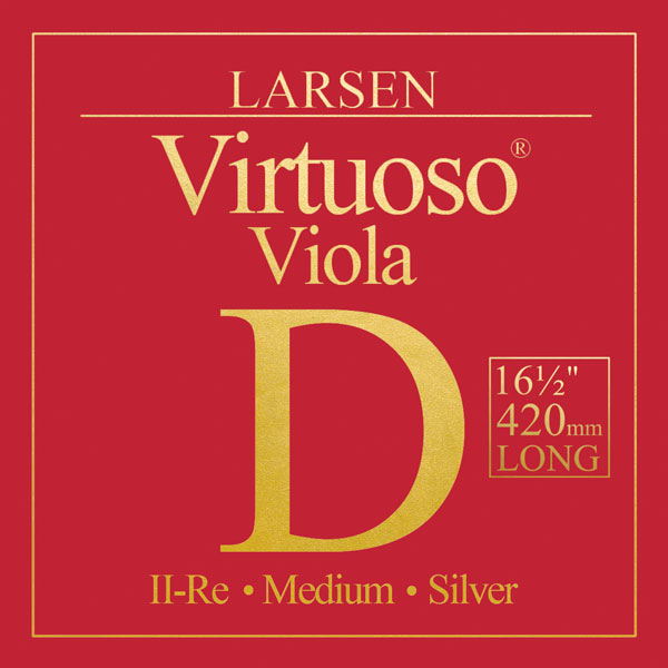 Larsen Virtuoso 42cm (extra long) medium D Violasträng