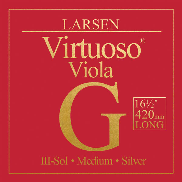 Larsen Virtuoso 42cm (extra long) medium G Violasträng
