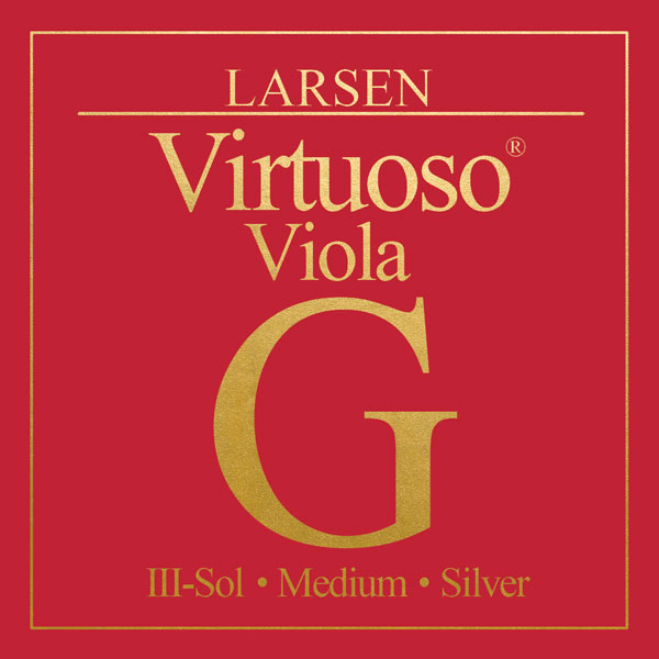 Larsen Virtuoso medium G Violasträng