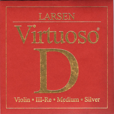 Larsen Virtuoso medium D Violinsträng