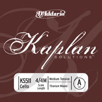 Kaplan Solutions D Cellosträng