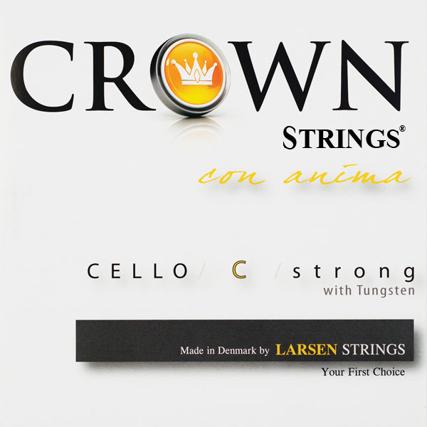 Crown medium C Cellosträng
