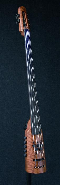 Elbas-cello Ned Steinberger CR5